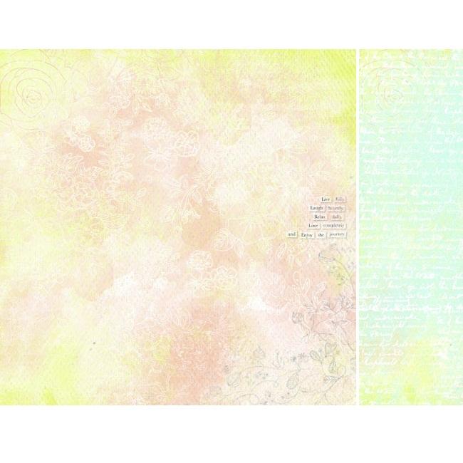 Двусторонняя бумага Honey Dew 30х30 см от Kaisercraft
