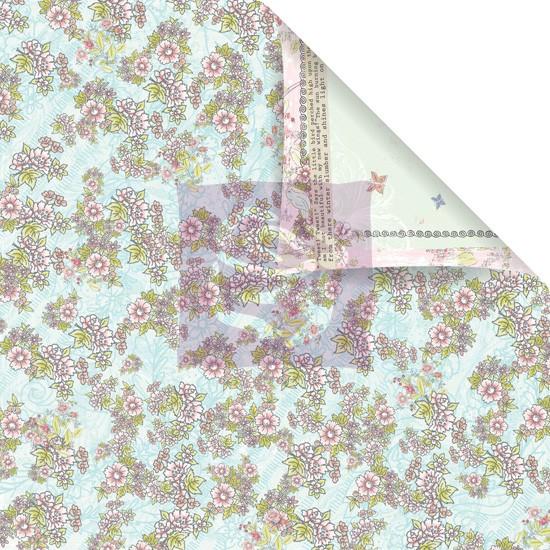 Двусторонняя бумага Giselle 30х30 см от Prima