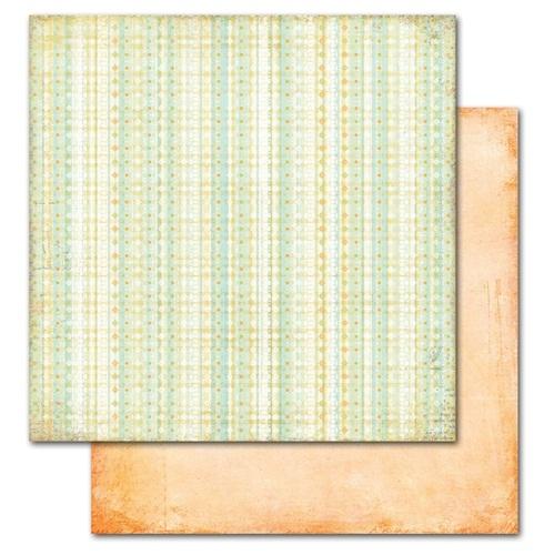Двусторонняя бумага Puddle 30х30 см от Fancy Pants