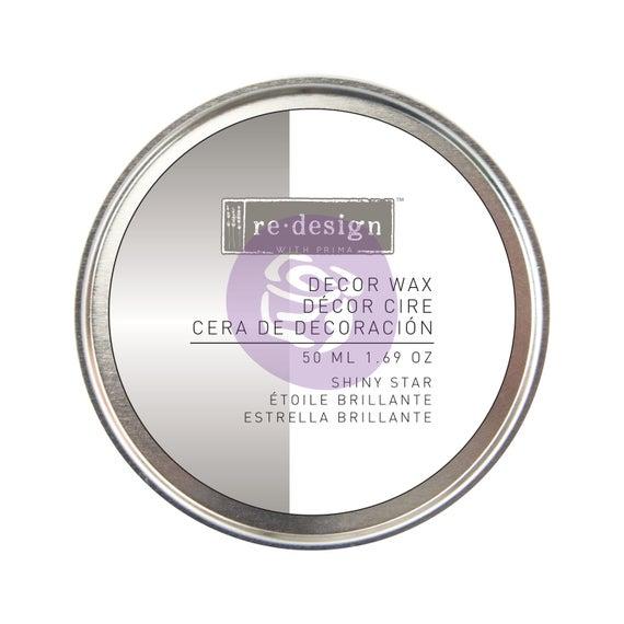 Воск Redesign Decor Wax 1.69oz (50 ml) - Shiny Star, Prima