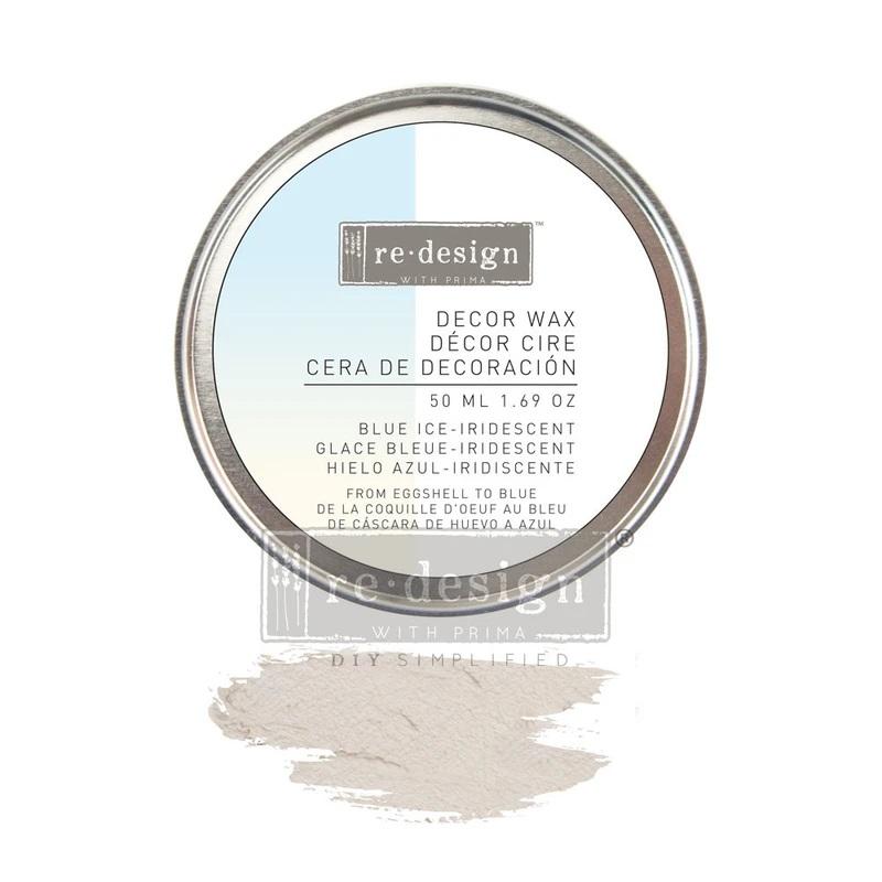 Воск Redesign Decor Wax 1.69oz (50 ml) - Diamond Dust, Prima