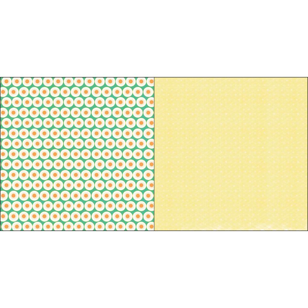 Двусторонняя бумага Playtime 30х30 см от Webster's Pages