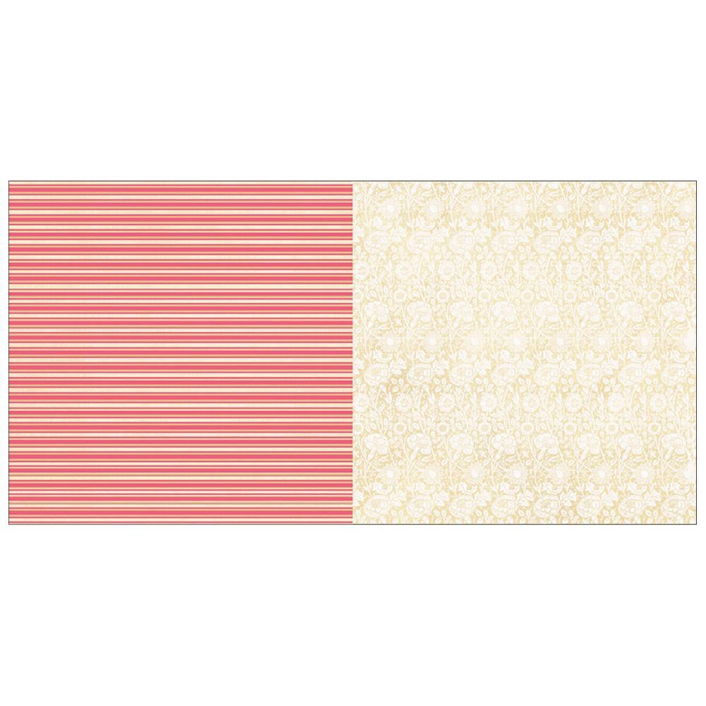Двусторонняя бумага My Lines 30х30 см от Webster's Pages