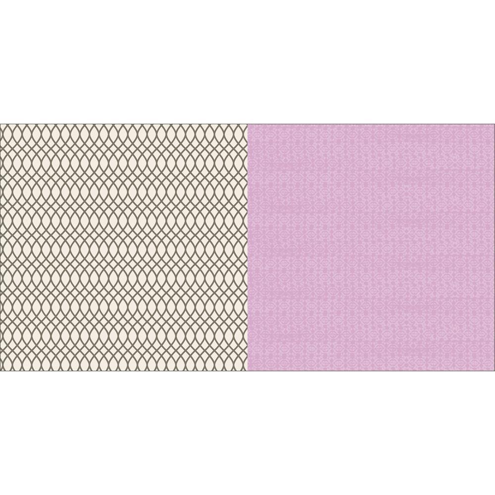 Двусторонняя бумага Jump Rope 30х30 см от Webster's Pages