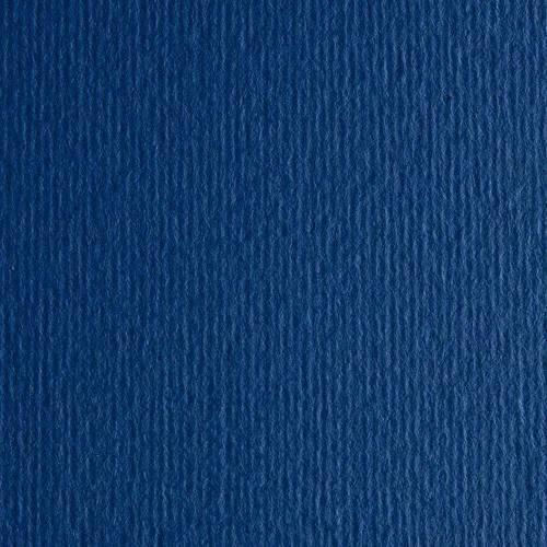 Бумага для дизайна Elle Erre А3 ,29,7х42см, №14 blu, 220г/м2, темно синий, две текстуры, Fabriano