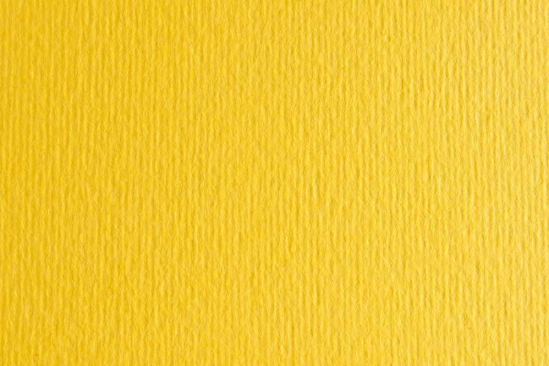 Бумага для дизайна Elle Erre А3 ,29,7х42см, №25 cedro, 220г / м2, желтый, две текстуры, Fabriano
