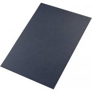 Бумага для дизайна Elle Erre А3 ,29,7х42см, №30 china, 220г/м2, серый, две текстуры, Fabriano