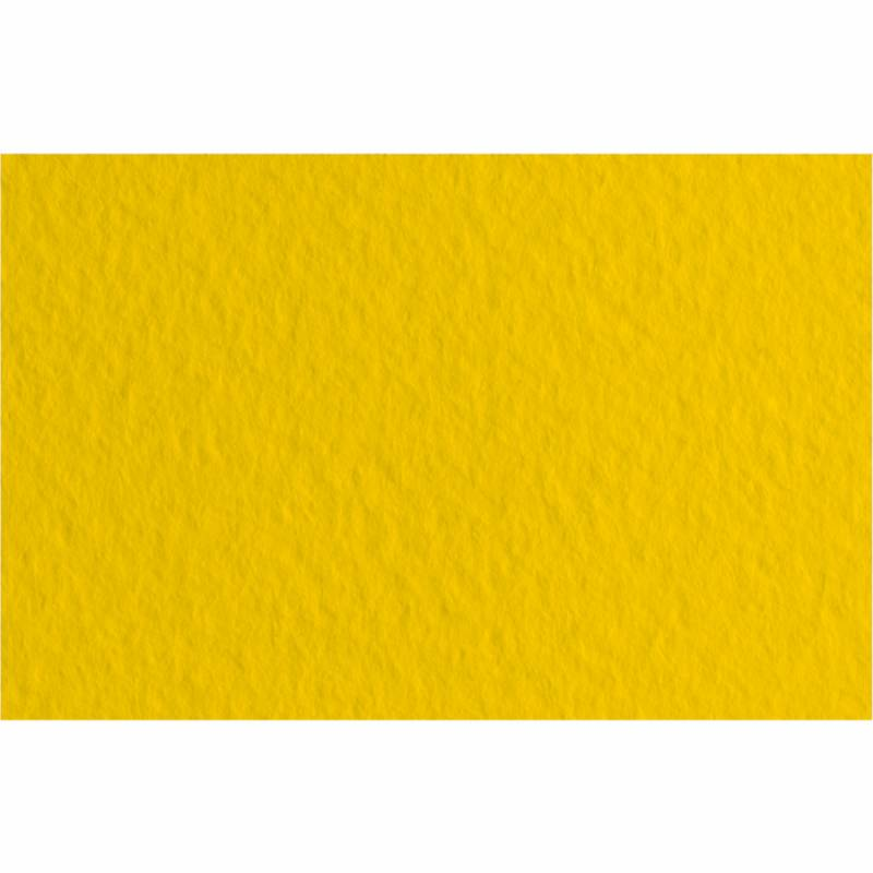 Бумага для пастели Tiziano A3 (29,7 * 42см), №44 oro, 160г/м2, желтый, среднее зерно, Fabriano
