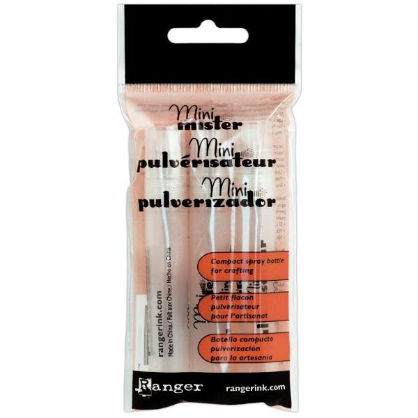 Бутылочки для смешивания краски Inkssentials Mini Misters от Ranger, 3 шт