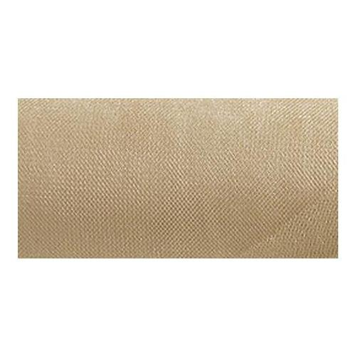 Блестящая декоративная сетка (фатин) Gold от Expo, ширина 15 см, длина 90 см