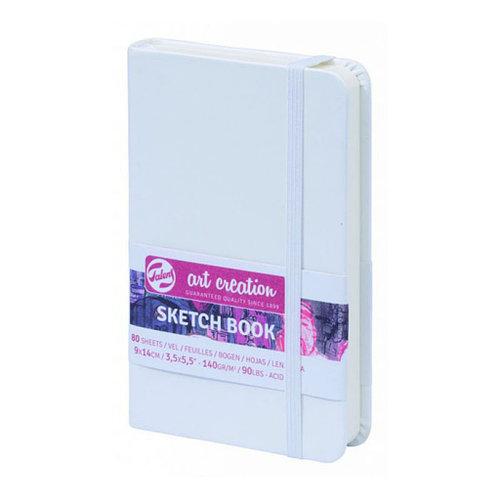 Блокнот для графики Talens Art Creation 140г / м, 9х14 см, 80л, белый, Royal Talens