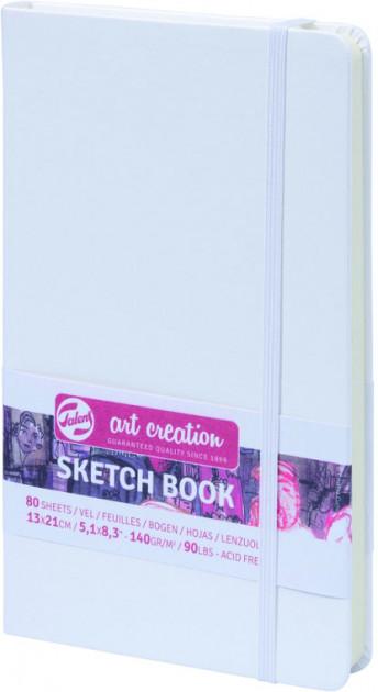 Блокнот для графики Talens Art Creation 140г / м, 13х21см, 80л, белый, Royal Talens