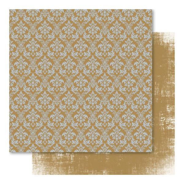 Двусторонняя перламутровая бумага Elegance 30х30 см от Ruby Rock-It