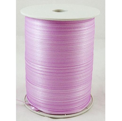 Атласная лента сиреневого цвета, ширина 3 мм, длина 5 м