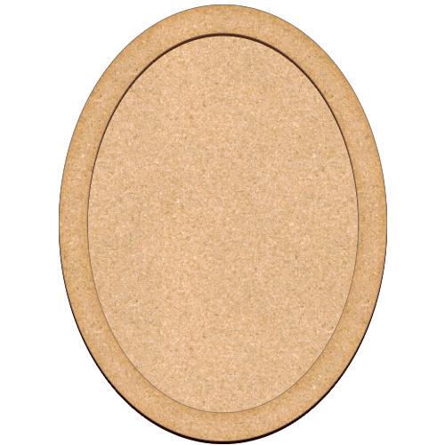 ART Board артборд  Овал 30х40 см, Фабрика Декора