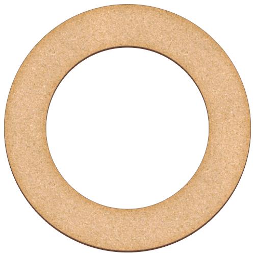 ART Board  артборд Кольцо для создания венка 30х30 см, Фабрика Декора