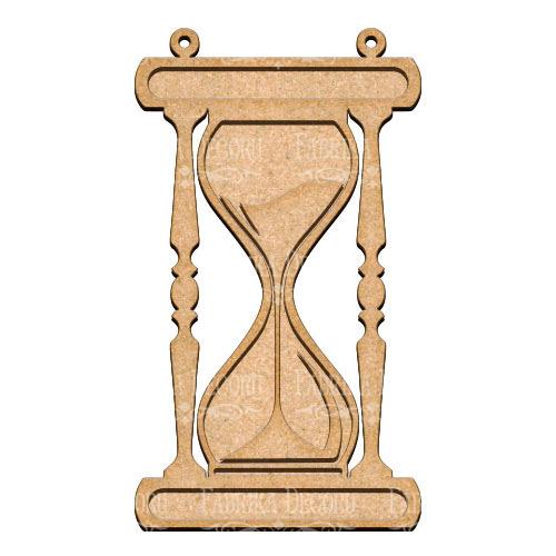 Артборд Песочные часы 23х40 см, Фабрика Декора