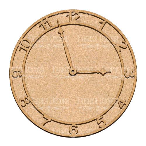 Артборд Часы 30х30 см, Фабрика Декора