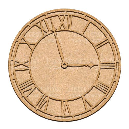 Артборд Часы 2 30х30 см, Фабрика Декора