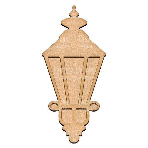 Артборд Фонарь 19х40 см, Фабрика Декора