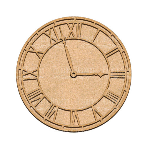 Артборд Часы 2 20х20 см, Фабрика Декора