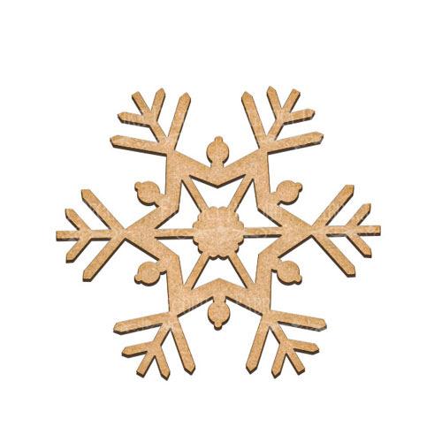 Артборд Снежинка 22х20 см, Фабрика Декора