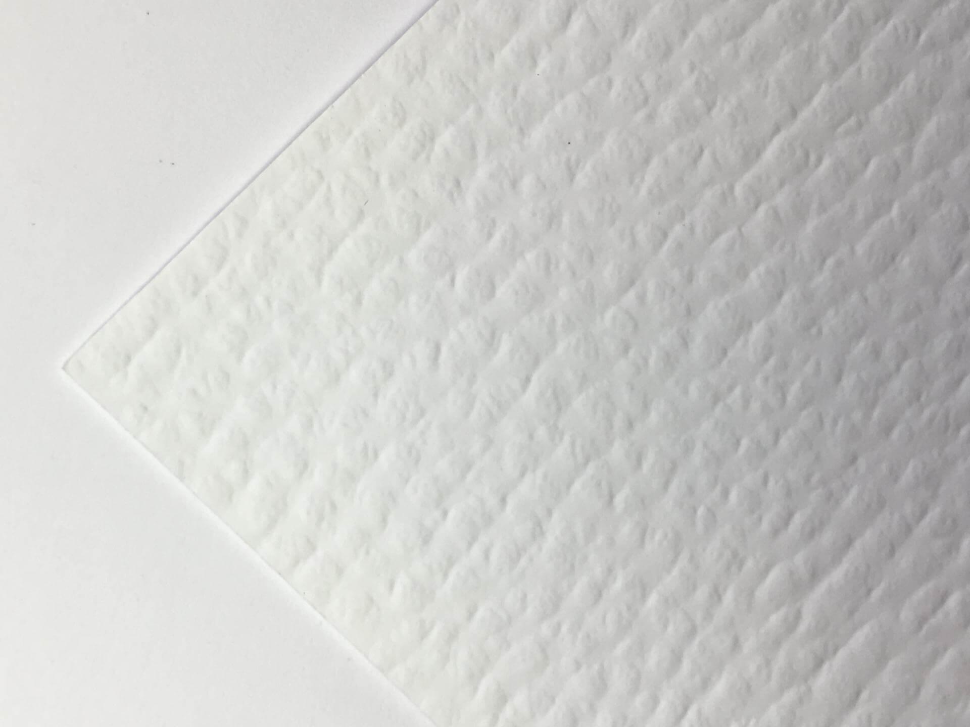 Бумага с тиснением LeatherLike white classic, 120г/м2, 30х30 см