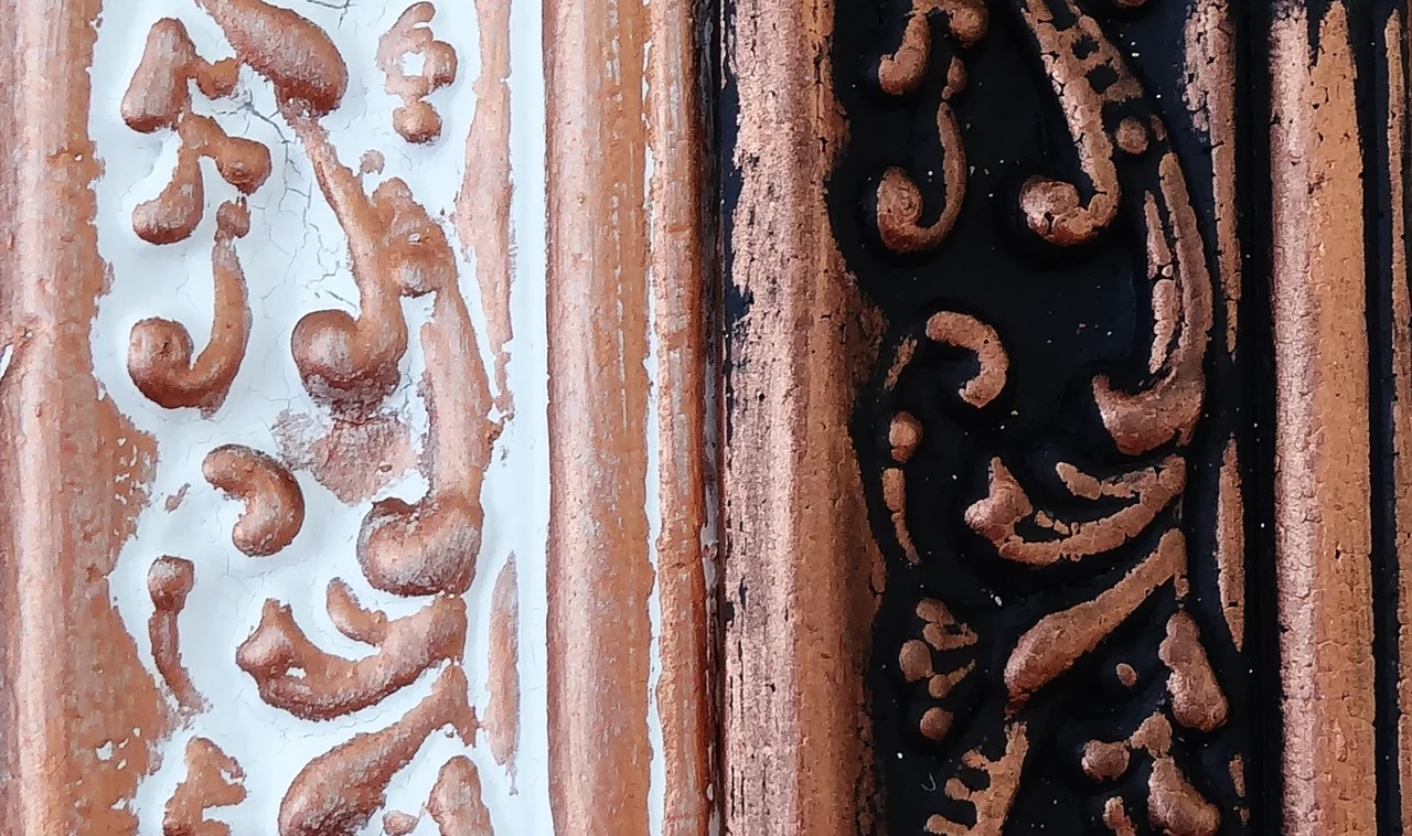 Восковая краска-паста Vintage  Copper Metallic, 10 мл, ScrapEgo