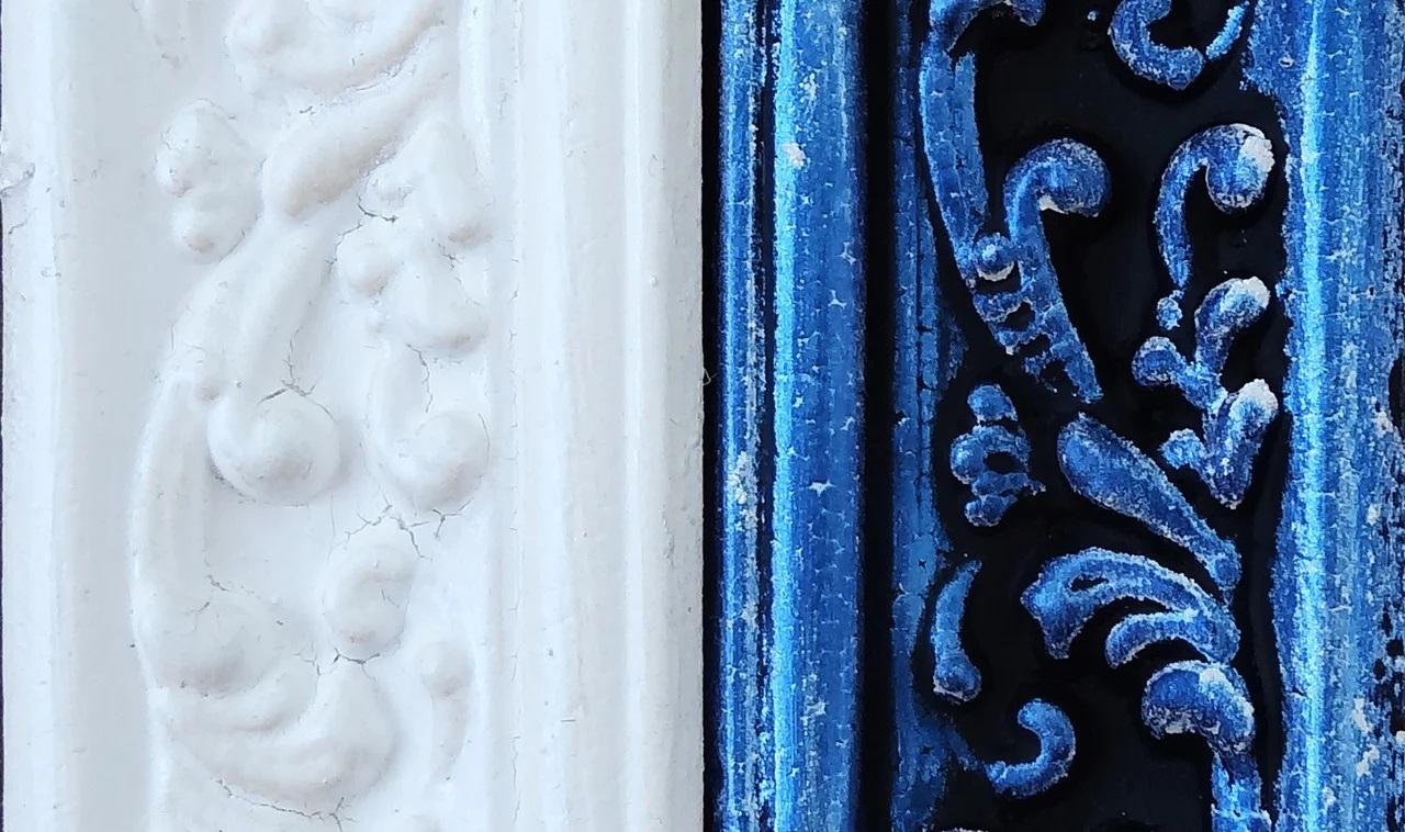 Восковая краска-паста Blue Chameleon, 10 мл, ScrapEgo
