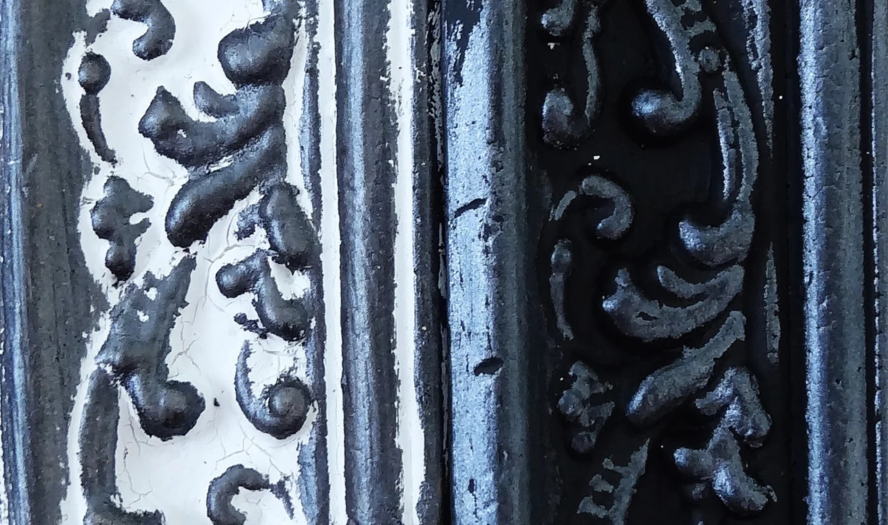 Восковая краска-паста Black Pearl, 10 мл, ScrapEgo