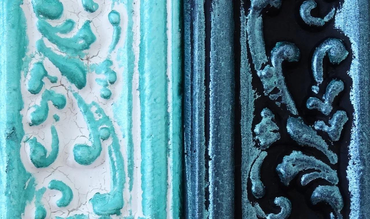 Восковая краска-паста Torquoise pearl, 10 мл, ScrapEgo