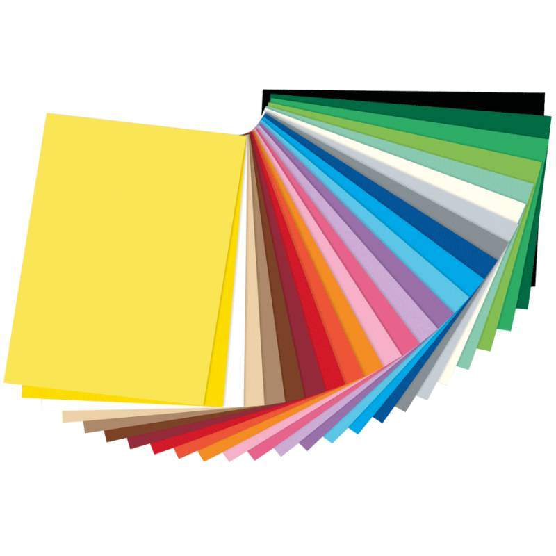 Бумага для дизайна Elle Erre А3 ,29,7х42см, №19 terra bruciata, 220г/м2, коричневый, Fabriano